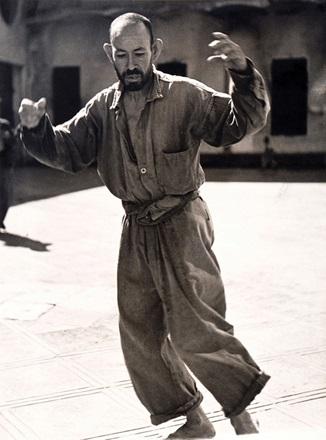 bailando la castañeda by kati horna