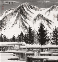 西部春雪 by ji youquan