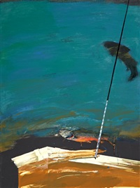 Fish Over Mantle, 1985