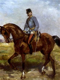 kronprinz rudolf by thaddaus von ajdukiewicz