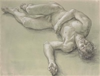 male nude #nm91 by paul cadmus