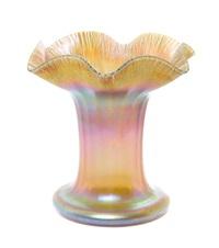 vase by quezal (co.)