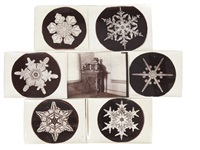 snowflakes (98 works) by wilson a. bentley