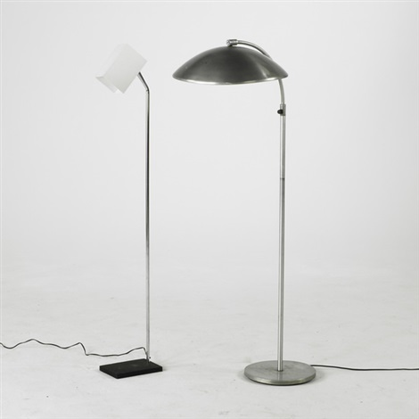 floor lamp another 2 works by kurt versen