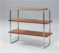 filing cabinet (model no. b 22) by marcel breuer