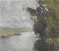 landscape by jesse jewhurst hilder