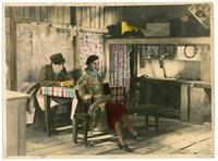 michèle morgan et jean gabin dans le quai des brumes de marcel carné by roger kahan
