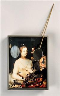 la perla by rebecca horn