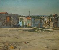 bidonville by jurg kreienbuhl