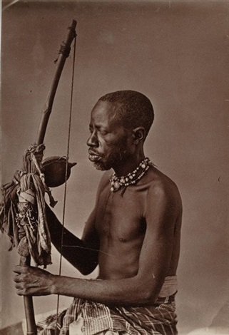 sorcier africain emmené en inde par un maharadjah by surgeon g western and captain ww hooper