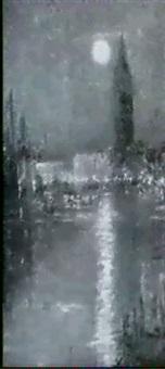 mondnacht in venedig by margaret moscheles