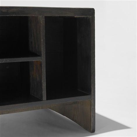 desk from the administrative buildings chandigarh by pierre jeanneret