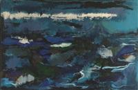 seascape (untitled) by douglas macdiarmid
