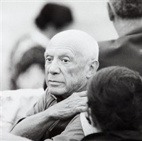 pablo picasso by patrick morin