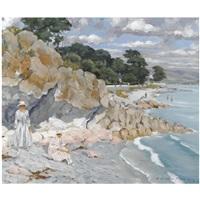 the shore, innellan by a. hamilton scott