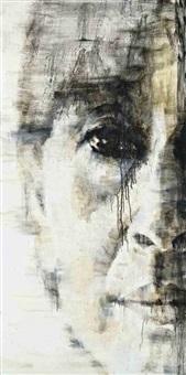 volto (aung san suu kyi) by francesca leone