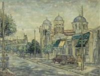 street scene by michalis kandylis