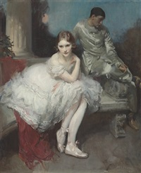 the play is ended by walter ernest webster