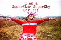 i am a superstar supershy girl by yoon miyeon