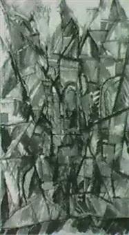composition en vert by loth souza