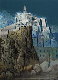 amalfi - la piramide by almerico tomaselli