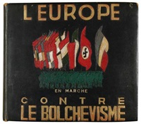 l'europe en marche contre le bolchévisme (album w/62 works) by anonymous-french (20)