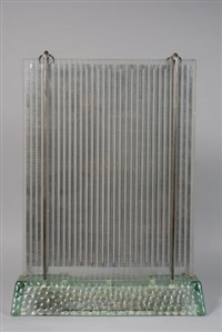 radiateur éclairant by rené emile charles coulon