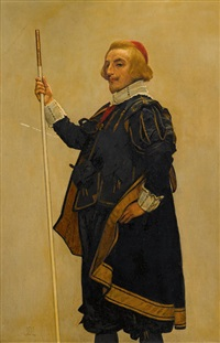 the lord chamberlain by james dromgole linton
