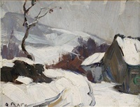 neige by albert raty