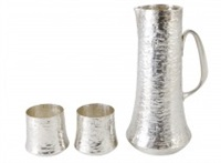 punch jug and two mugs (set of 3) by tapio wirkkala