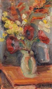 fleurs de tunisie by edgard naccache
