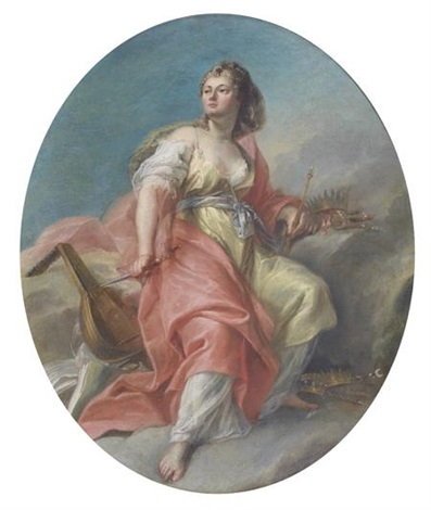 melpomène by nicolas guy brenet