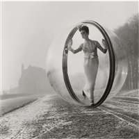 after delvaux, paris, for harper's bazaar by melvin sokolsky