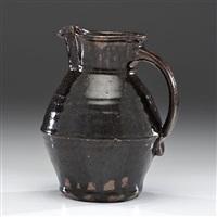 pitcher by hamada shoji