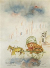 le livreur de tonneaux by heinrich ehmsen