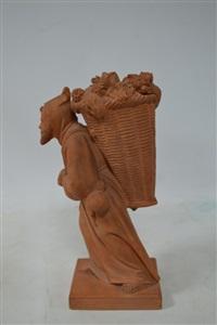 un moine vendangeur by constantino corti