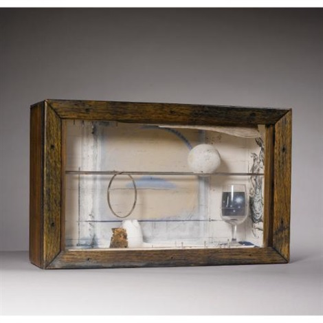 the zodiacal light by joseph cornell