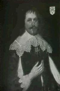 portrait of john clutton by gilbert jackson