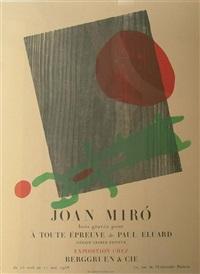 senza titolo by joan miró