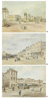 st. patrick's college, melbourne (+ 2 others; 3 works) by australian school (19)