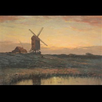 the windmill by paul r. koehler