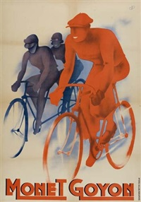 monet goyon by posters: sports