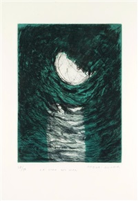 la luna del mar (+ adán viejo, smllr; 2 works) by pablo rulfo