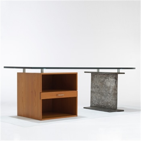 custom desk collab wralph twitchell by paul rudolph