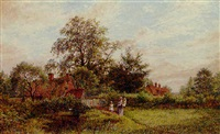 at corley, near coventry by john anderson