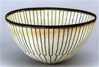 large bowl by beate andersen