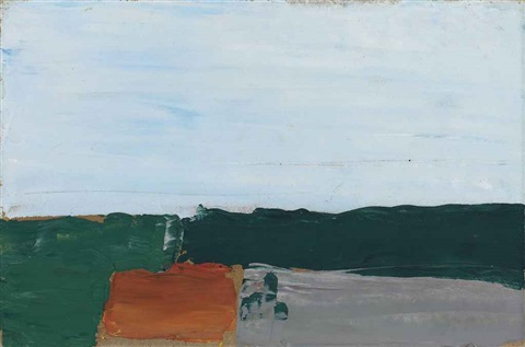 gentilly by nicolas de staël