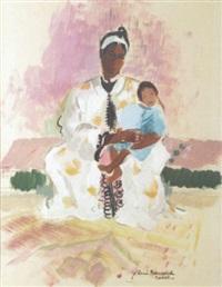 maternité marocaine by renee bernard