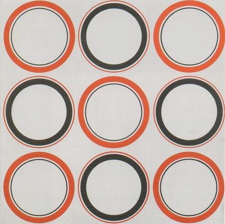 cercle rouge et noir by antonio asis