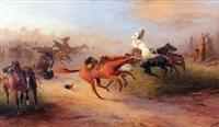 runaway horses by edith a. simkins